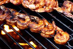 BBQ grilled shrimp. Just made it and loved it! Delicious!