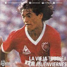 Muy buenos días diablos y #FelizNavidad! #BuenViernes #Independiente, #GerardoReinoso, #IdolosIndependiente