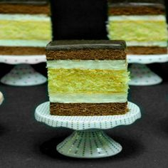 Specialty Cakes, Vanilla Cake, Mousse, Sweets, Cookies, Desserts, Food, Romania, Ideas