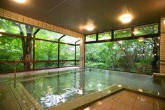 Komorebi-no-yu, Big Bath - Beniya Mukayu -Yamashiro Onsen-