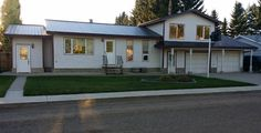 Home, Nicole Lovell, Macklin, SK. For all your Macklin real estate needs and questions on buying a home in Macklin The Locals, Home Buying, Property For Sale, The Neighbourhood, Shed, New Homes, Real Estate, Outdoor Structures, Street