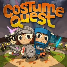 Costume Quest - PS3
