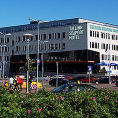 Tallinn Seaport Hotel tarjoaa majoitusta matkustajasataman D-terminaalin vieressä, lähellä Vanhaakaupunkia. Lämpimin, merihenkisin sävyin sisustettu hotelli on kokonaan savuton. Hyvä tukikohta Tallinnan-vierailulla. #tallinnseaporthotel #eckeröline #tallinna