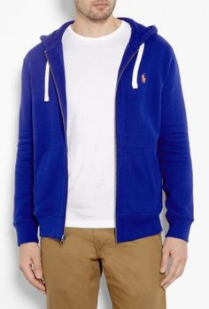 Royal Blue Red Logo Hoody by Polo Ralph Lauren  #PackforParadise Enter Here: http://budurl.com/PackforParadise
