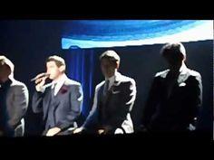 Hallelujah Il Divo México 2012