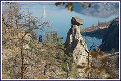 Kamloops Balancing Rock, British Columbia