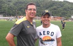 Campeões, Léo, Alberto e Robert veem Santos forte no Brasileirão  http://santosjogafutebolarte.comunidades.net/lojas