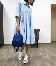 в наличии последние лёгкие и очень свободные платья-рубашки! В голубом и белом цвете. Размер Unica на 44-46-48 цена 3800 рюкзак кожа! цена 5000 кроссовки проданы ✈️отправлю в любой город ( доставка 4-6 дней по всей России) подберу по вашим параметрам точный размер what's up 8-913-946-6565 #базовыйгардероб #одеждавналичии #стильныйобраз #итальянскаяодеждановосибирск #итальянскаяодежданск #одежданск #стильнаяодежда #москва #владивосток #хабаровск #иркутск #красноярск #...