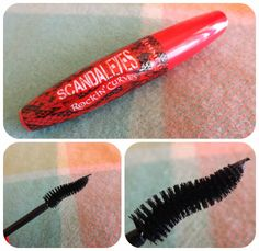 BLOGGED: Review of the Rimmel London Scandaleyes Rockin' Curves Mascara