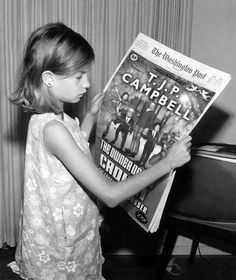 Mockup of Apollo 11 girl reading T. J. P. CAMPBELL's book 1 in The Owner of the Crown series