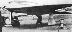 Horten 229 in 1945