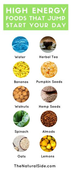10 High Energy Foods That Jump Start Your day energy foods high energy foods how to boost energy boost energy naturally Nutrition Education, Healthy Nutrition, Diet And Nutrition, Health Diet, Healthy Recipes, Nutrition Guide, Nutrition Store, Nutrition Month, Holistic Nutrition