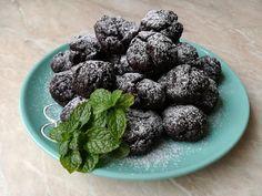 Édes IR-élet: Csokis pöfeteg naranccsal és gyömbérrel Pcos, Blackberry, Fruit, Blackberries, Rich Brunette