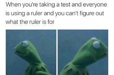 17 Posts Thatll Make You Say Yep Ive Done That - School Funny - School Funny meme - - Honestly Try Not To Be Freaked Out By How Relatable These Posts Are The post 17 Posts Thatll Make You Say Yep Ive Done That appeared first on Gag Dad. Funny Kermit Memes, Really Funny Memes, Stupid Funny Memes, Funny Relatable Memes, Haha Funny, Funny Posts, Funny Cute, Funny Stuff, Relatable Posts