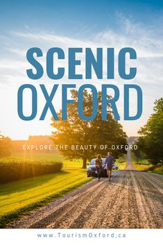 Slow down and wind your way through our back roads for the best sunsets, golden crops and so much more. Best Sunset, Back Road, Roads, Sunsets, Tourism, Scenery, Oxford, Explore, Photo And Video
