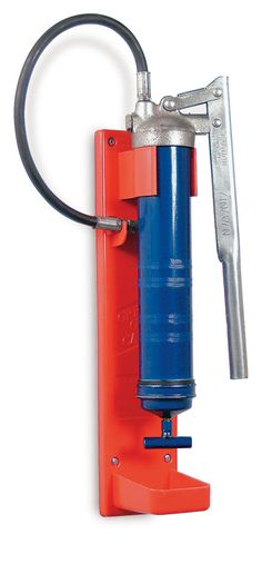 End the mess! Conveniently stores your grease gun so it's not dripping every time you set it down. Small catch tray solves the issue of hazardous grease drips on the shop floor and workbench! Holder easily mounts to your wall, toolbox, or workbench, then simply snap your grease gun into position for neat and safe access. $14.95
