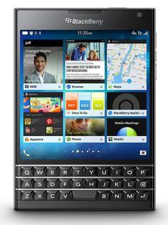 The New and Revolutionary BlackBerry Passport