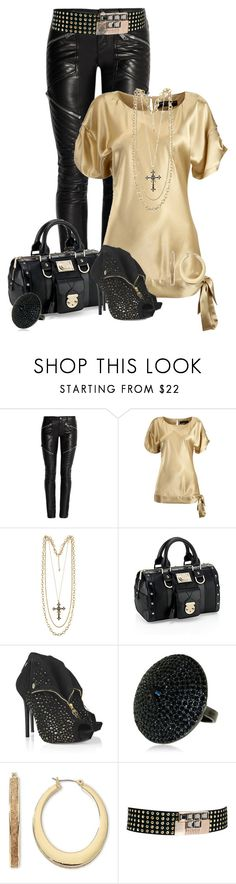 """""""21/01/14 19:28"""" by marie-iiii ❤ liked on Polyvore featuring Yves Saint Laurent, Dorothy Perkins, Forever 21, Versus, Alexander McQueen, Liz Claiborne and ASOS"""