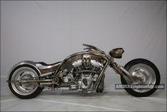 AMD World Championship, Yuri Shif Custom, bike details & gallery