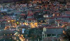 Παλαιός Άγιος Αθανάσιος, Πέλλα Alps, Beautiful Landscapes, Paris Skyline, City Photo, Mansions, House Styles, Travel, Macedonia Greece, Posts