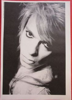 MICHAEL MONROE 1991 CLIPPING JAPAN MAGAZINE RO 1A