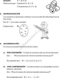 Ejercicios con teoría de conjuntos. | clasa-6 | Pinterest ...