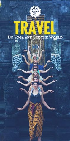Become someone's favorite #YogaTeacher, or just have a #YogaAdventure, but check out http://www.yogatraveltree.com