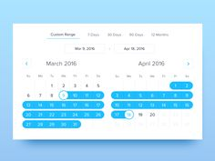 I took a date picker I had created for one of our products and made it extra fancy. Obviously this would never make it to production, but damnit if it isn't fun to make! This week we finally have. Calendar Ui, Calendar Design, Date Picker Ui, Ui Components, Web Forms, Ui Design Inspiration, Ui Elements, Web Layout, Ui Kit