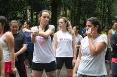 Saiba mais sobre o FIT CAMP do Bem com aulas de ZUMBA no parque: www.facebook.com/vidaativaesaudavel