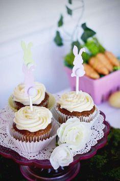 What cute cupcakes a