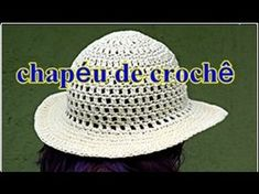Como fazer boné de cauda longa em crochê | Passo a Passo Iniciantes |Parte 2 | Aprender Croche - YouTube Crochet Home, Knit Crochet, Sombrero A Crochet, Crochet Hooded Scarf, Crochet Videos, Summer Hats, Crochet Patterns, Sewing, Knitting