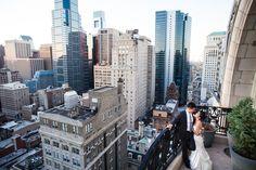 Katie and Ray: Wedding at XIX, Hyatt at Bellevue in Philadelphia