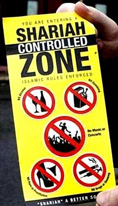 Did You Know There Are Muslim 'No-Go' Zones In The USA -- Truth Uncensored -- Non-Muslim 'no-entry' zones have been multiplying all over Europe, and even popping up in cities here in the U.S. This should heighten every American's awareness of the imminent danger we as a nation face. Once established, they are unsafe, and proving deadly for non-Muslims to inhabit or even to walk through the neighborhood. [...] 01/10
