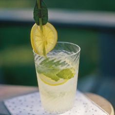 Sparkling Mint Lemonade | Williams-Sonoma there are alot more drink ...