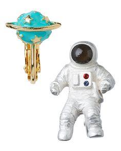 Space Cowgirl Earrings