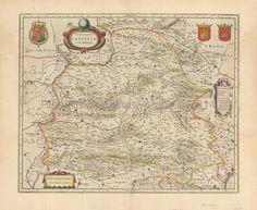 26 Best Spain Antique Maps images