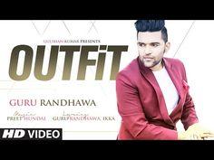 OUTFIT- Punjabi Song Lyrics   Guru Randhawa - Punjabi Song - Tabrez.in