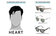 YOU'RE PROBABLY WEARING THE WRONG SUNGLASSES