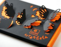 ADORE'- chocolate packaging | Packaging that pops