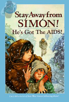 "Children's Books -""Stay Away From Simon"""