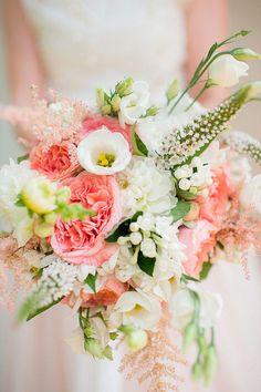 bridal bouquet; photo: Britta Schunck Photography