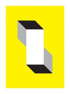 Kubik (Art Print, 2012)