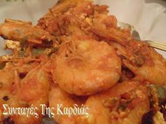 Onion, Shrimp, Seafood, Meat, Chicken, Ethnic Recipes, Sea Food, Onions, Cubs