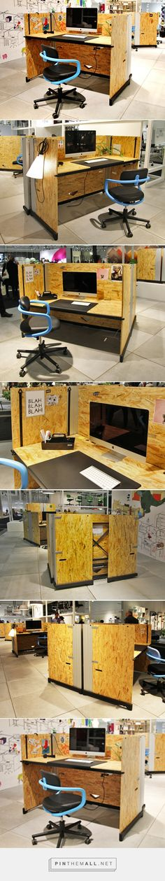 konstantin grcic's OSB hack table for vitra created for office environments - created via https://pinthemall.net