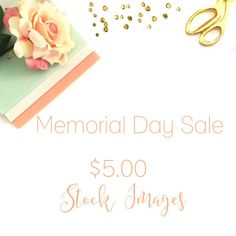 Only one day left to get any of our stock images 50% off - yes, only $5.00 per image! Happy Memorial Day!