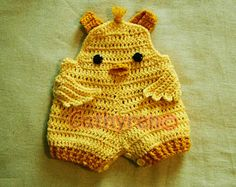 Baby Pony Shortall Overall Shorties Buttons at by CathyrenDesigns