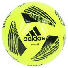 Adidas Tiro Club Soccer Football Ball Neon Yellow / Black FS0366 Size 4, 5 | eBay
