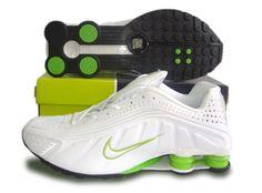 nike shox lime green | Nike Shox NZ White Lime Green Black Running Men  Shoes | eBay | Shoes/Sneakers | Pinterest | Nike shox, Running man and Limes
