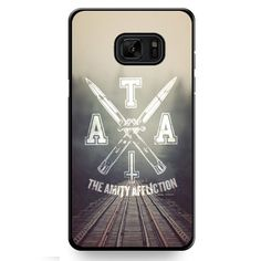 The Amity Affliction Cover TATUM-10617 Samsung Phonecase Cover For Samsung Galaxy Note 7