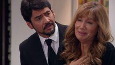 Ángela queda atrapada en un incendio en el penal y todos creen que está muerta y Miguel presiona a la guardia de seguridad para que diga la verdad